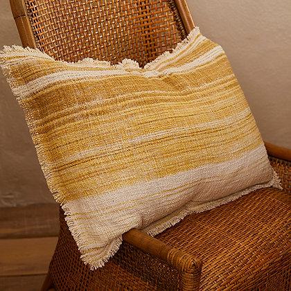 Butter Stripe Cushion