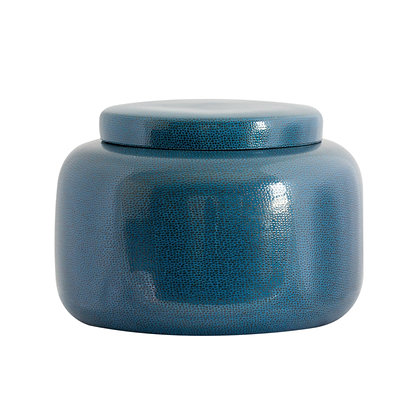 Shagreen Jar
