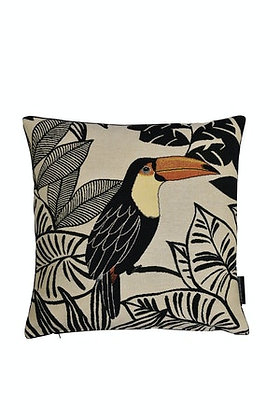 Tucan Cushion