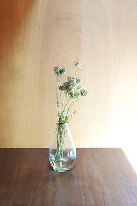 Teardrop Milk Bottle Vase