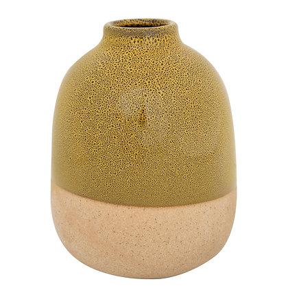Arlo Vase Mustard