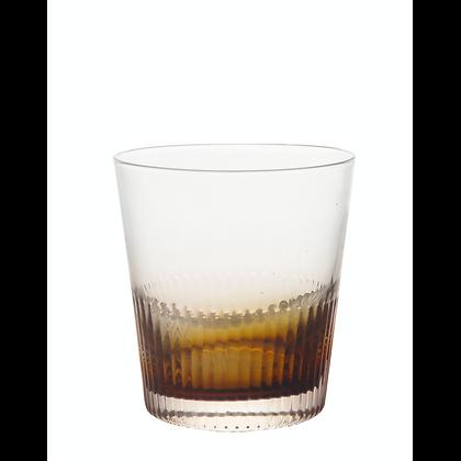 Amber Whiskey Glass/Tumblers