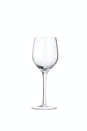 Bubble White Wine Glass