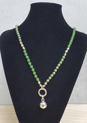 Resort Wear Orb Necklace