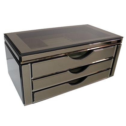 Jewellery Box Dark Mirror