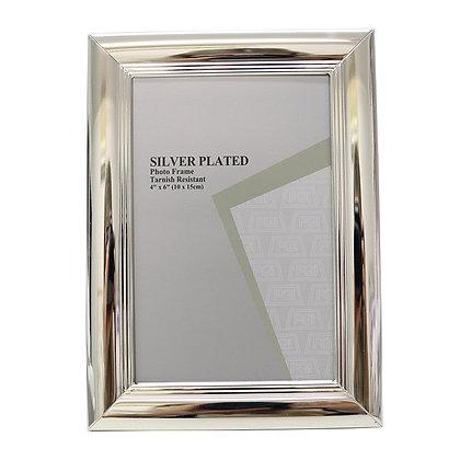 Decorative Silver Frame