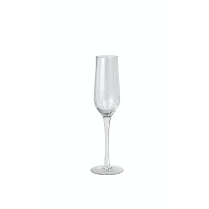 Bubble Champagne Glass