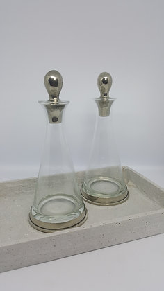Oil & Vinegar Jars