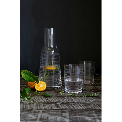 Water Carafe and Glass set