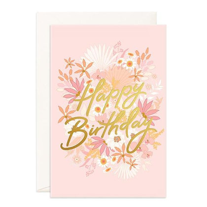 Jumbo Birthday Card