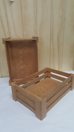 Native NZ Wood Boxes