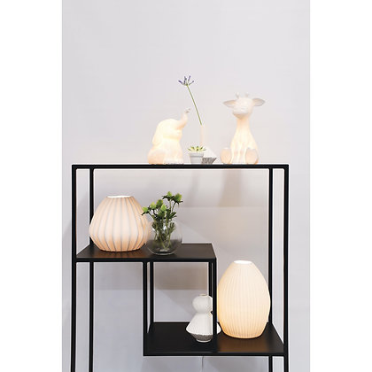 Wide Ridge Lamp