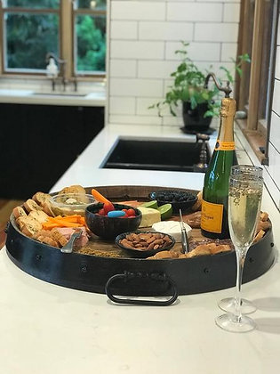 Pinot Wine barrel Tray