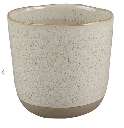 Speckled Planter Pot