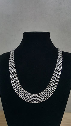 Luna Chainmail Necklace
