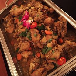 Curried to the Bone!_#caribbeanflavors #cli #caribbeanfood #chef #wedding #takingcheftoanotherlevel