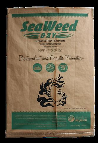 Bioestimulante para algas marinas