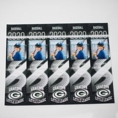 GG. Game Day Tickets