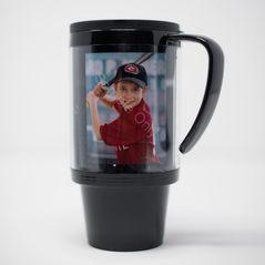 U. Plastic Mug
