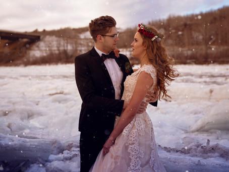 Dreaming of Winter Wedding Wonderlands