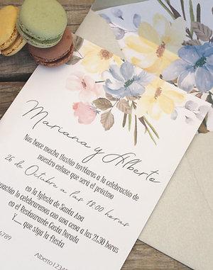 Invitación Amalfi