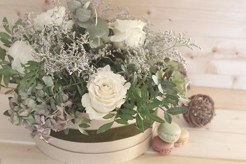 Caja de Flores Francesca