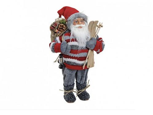 Papá Noel Nórdico Rojo