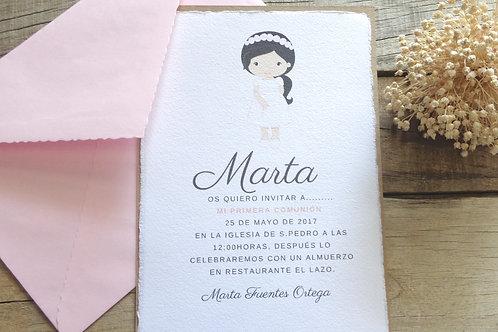 Invitación Chiara