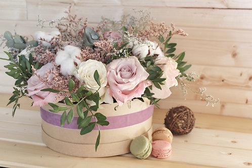 Caja de Flores Giannina