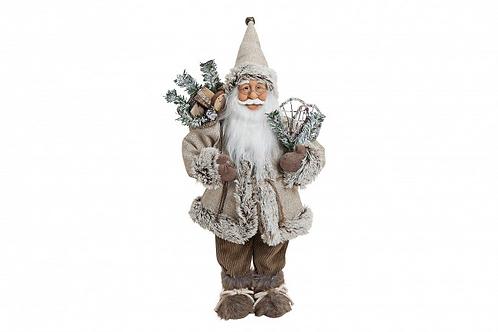Papa Noel Nórdico Marrón