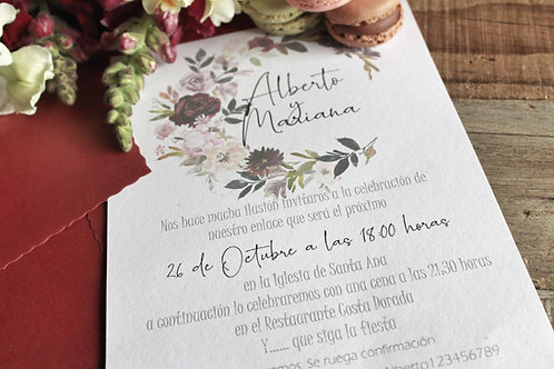 Invitación Mai