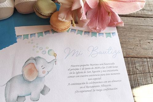 Invitación Gabael