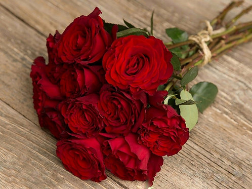 Ramo Rosa de Jardin Hearts