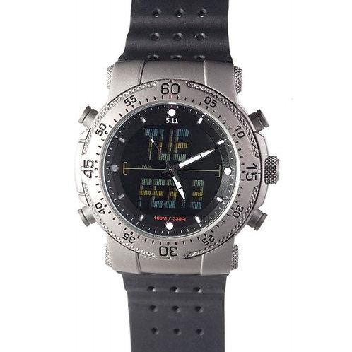 """Годинник тактичний """"5.11 Tactical H.R.T. Titanium Watch"""""""