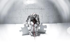 Puzzled Man 1