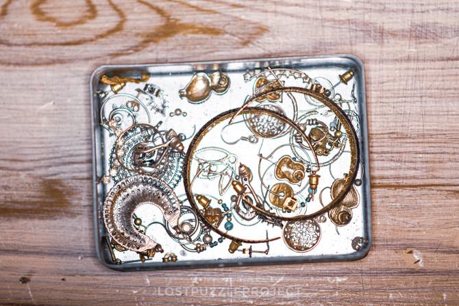 Cheap jewellery box