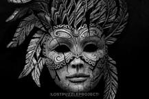 Mask bnw