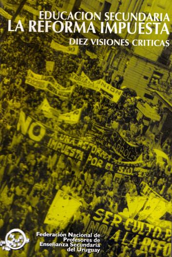 El sistema Educativo Público en Uruguay. Análisis económico de la década de los 90'. en Educació