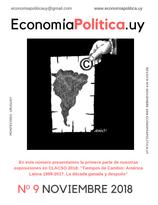 REVISTA Nº 9 NOVIEMBRE 2018. EconomiaPolitica.uy