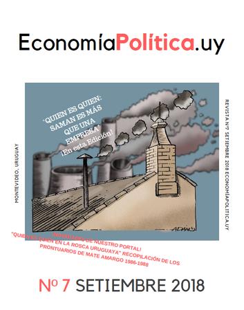 REVISTA EconomíaPolítica.uy Nº7 SETIEMBRE 2018