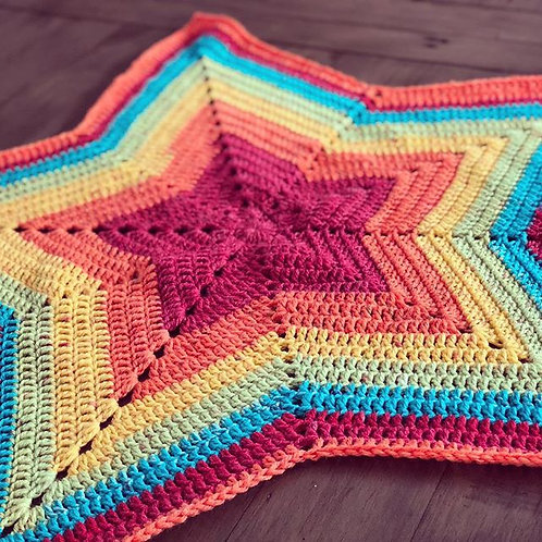 Crochet Star & Blanket