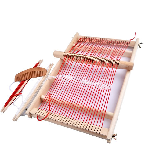 Wooden Weaving Loom Large Frame