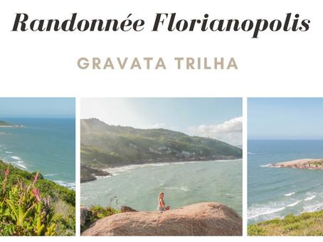Brésil - Randonnée Florianopolis : Plage de Gravata