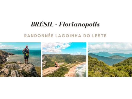 Brésil - Randonnée Florianopolis : Lagoinha do Leste