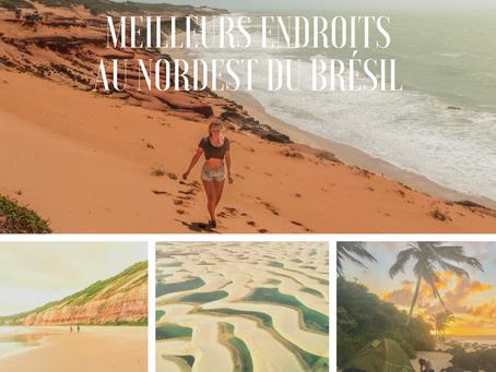 Les meilleurs endroits au Nord-Est du Brésil à visiter !