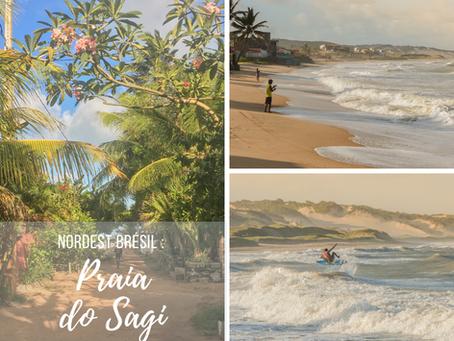 Brésil - Praia do Sagi : Un coin de paradis caché