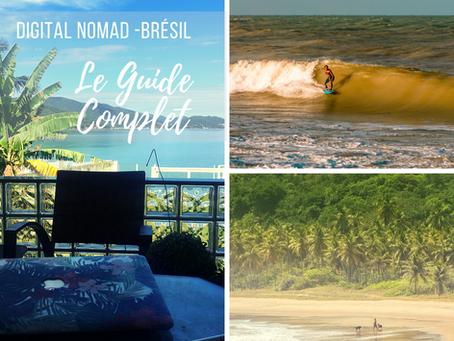 Digital Nomad Brésil – Le Guide Complet