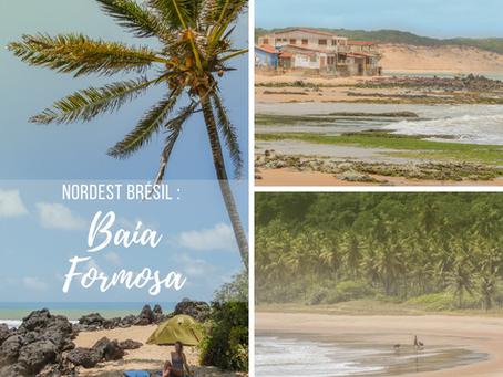 Brésil : Baia Formosa, l'incontournable pour surfer !