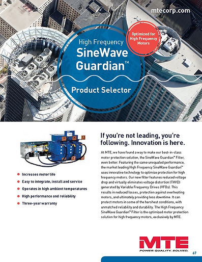 High Frequency Sinewave Guardian Cover.j