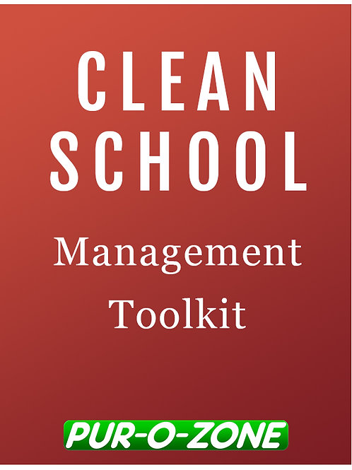 Clean School Management Toolkit